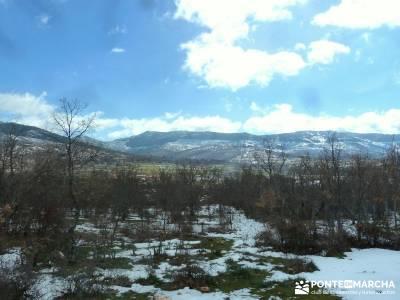 Hayedo Montejo; Reserva Biosfera Sierra Rincón;viajes de senderismo;grupos de montaña madrid